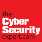 The Cyber Security Expert Logo - red
